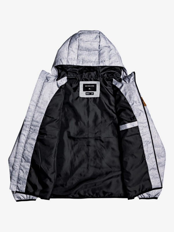 Scaly Mix - Hooded Puffer Jacket for Boys 8-16  EQBJK03177