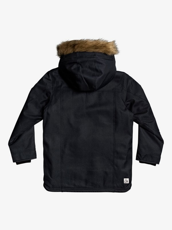 Bicheno Bloom - Hooded Parka for Boys 8-16  EQBJK03178