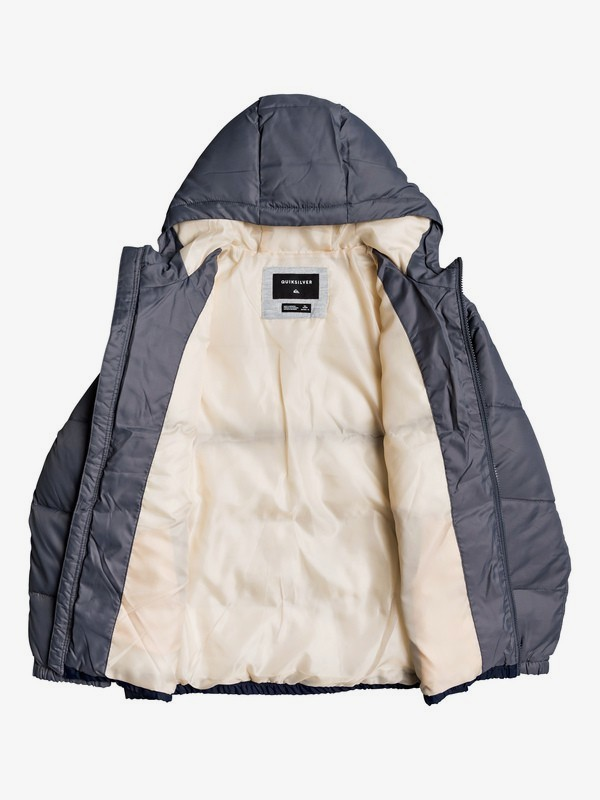 Binalang Nulla - Oversized Hooded Puffer Jacket for Boys 8-16  EQBJK03187