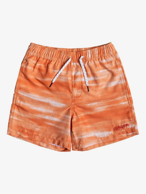 "Acid 14"" - Swim Shorts for Boys 8-16 EQBJV03193"