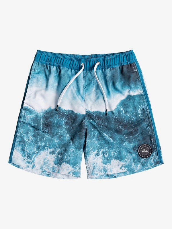 "0 Jetlag 15"" - Swim Shorts for Boys 8-16 Blue EQBJV03197 Quiksilver"