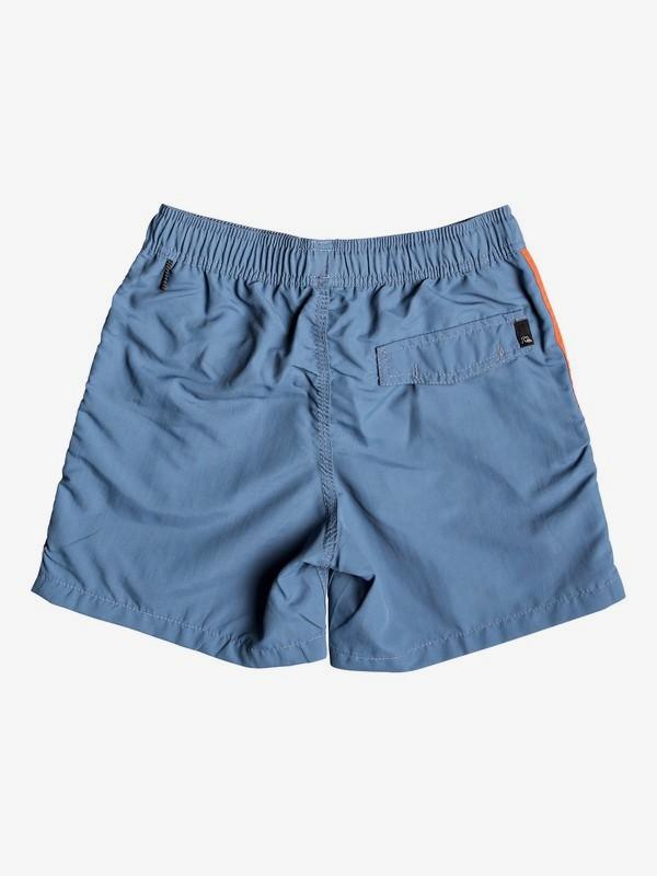 "Vibes 14"" - Swim Shorts for Boys 8-16  EQBJV03214"