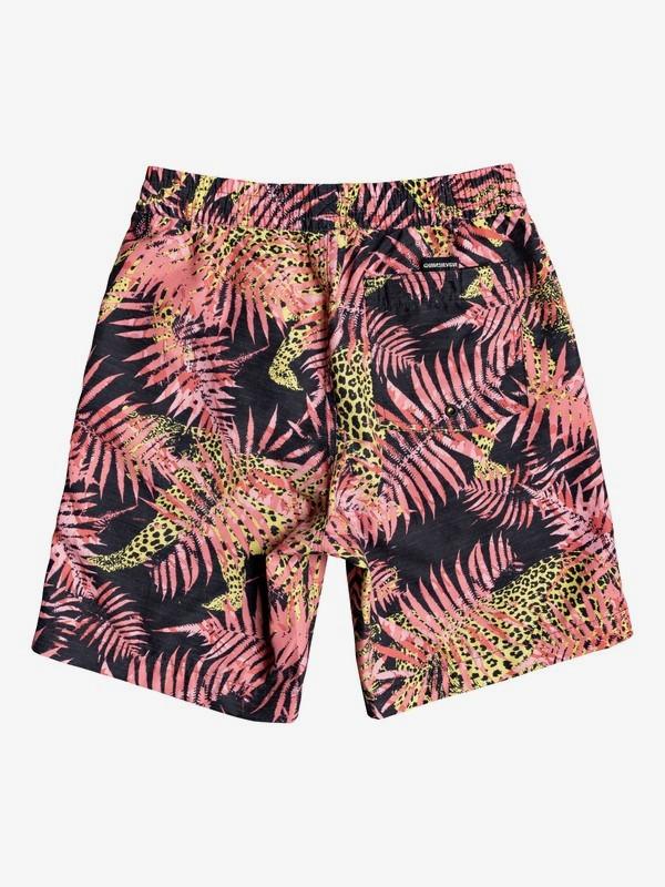 "No Destination 16"" - Swim Shorts for Boys 8-16  EQBJV03258"