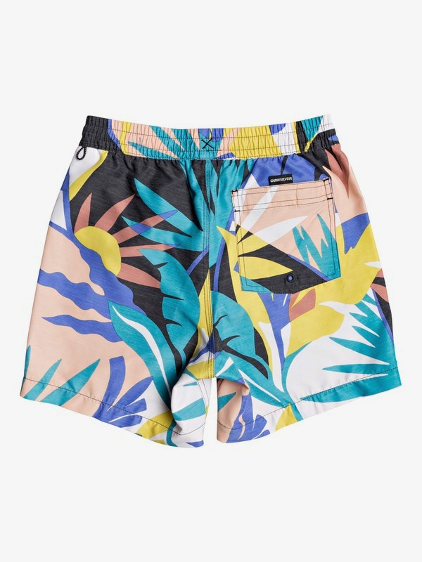 "No Destination 14"" - Swim Shorts  EQBJV03259"
