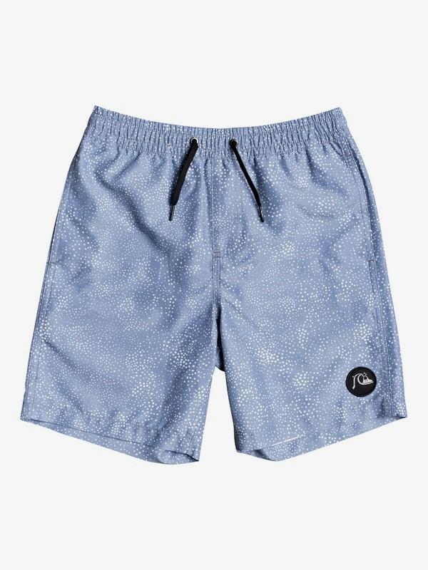 "Micro Dose 16"" - Swim Shorts for Boys 8-16  EQBJV03269"