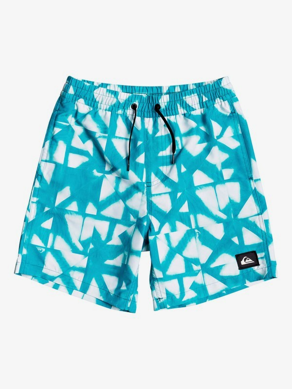 "Dye Check 15"" - Swim Shorts for Youth  EQBJV03298"