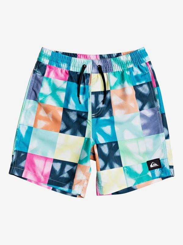 "Dye Check 15"" - Swim Shorts for Youth  EQBJV03298"