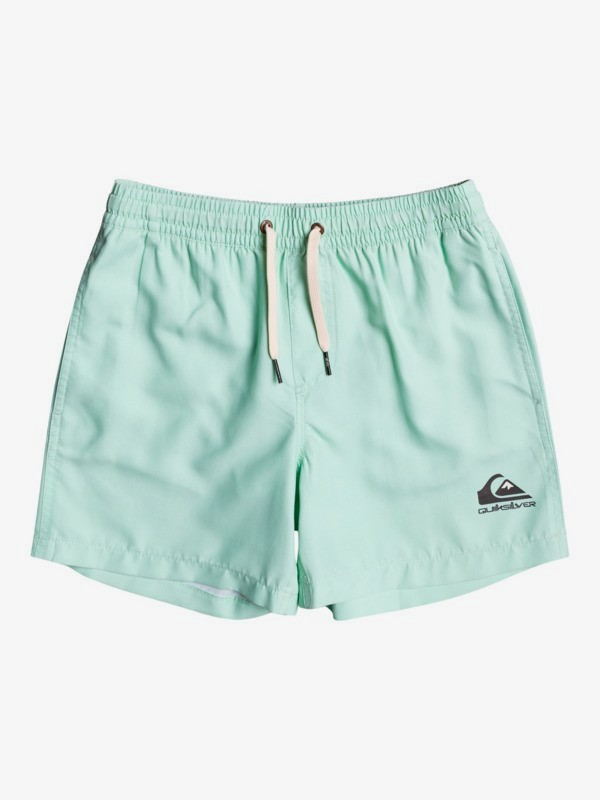 "Surfwash 13"" - Swim Shorts for Boys 8-16  EQBJV03332"