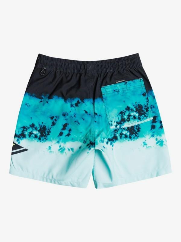 "Thunderhead 15"" - Swim Shorts for Boys 8-16  EQBJV03339"