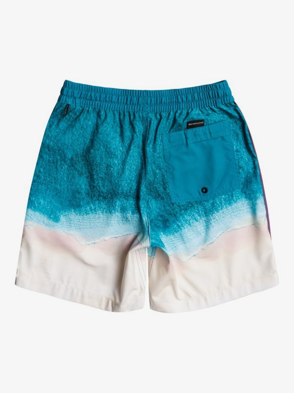 "Jetlag 15"" - Swim Shorts for Boys 8-16  EQBJV03351"
