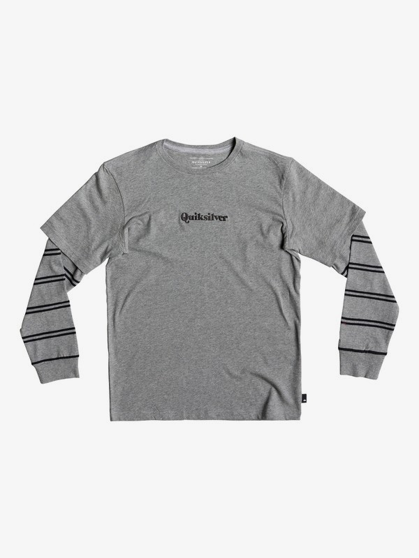 Warrior Soul - Double Sleeve T-Shirt for Boys 8-16 EQBKT03207