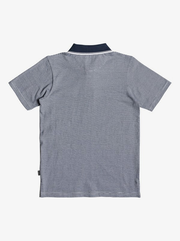 Living Vroom - Short Sleeve Polo Shirt for Boys 8-16  EQBKT03218