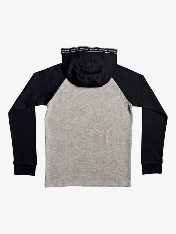 Mindil Spot - Hooded Long Sleeve Top for Boys 8-16  EQBKT03224