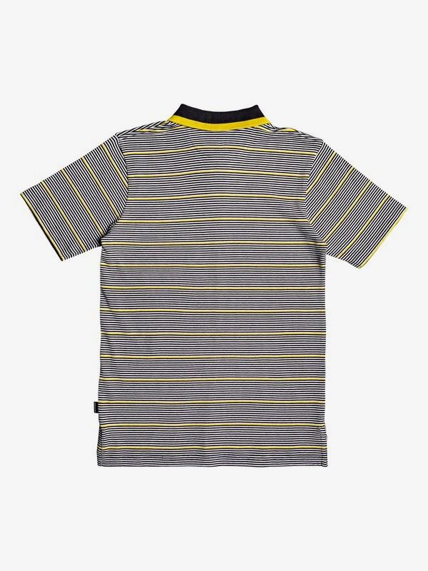 Wategos Ripper - Short Sleeve Polo Shirt for Boys 8-16 EQBKT03233