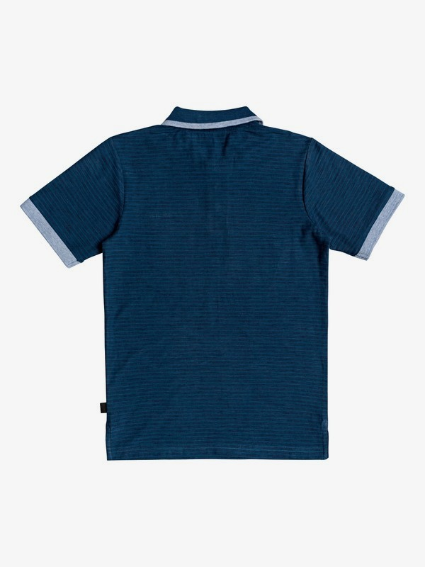 Kentin - Short Sleeve Polo Shirt  EQBKT03255