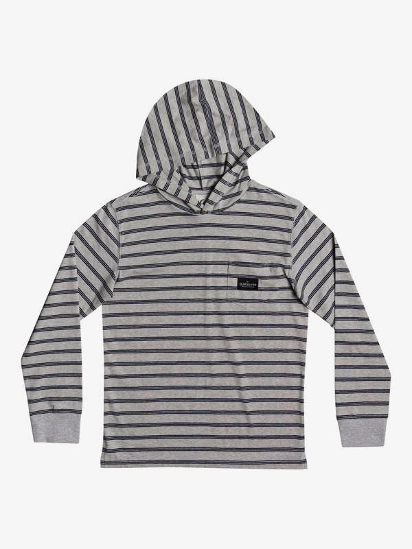 Zermet - Long Sleeve Hooded Top for Boys 8-16  EQBKT03264
