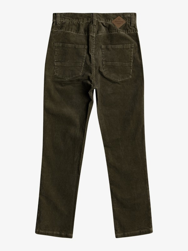 Kracker - Tapered Corduroy Trousers for Boys 8-16  EQBNP03078