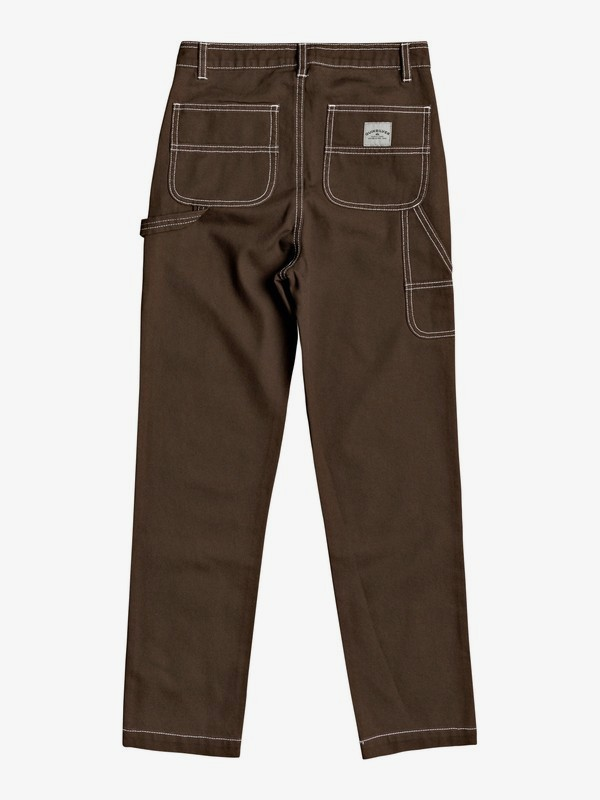 Gawer - Workwear Trousers for Boys 8-16  EQBNP03100