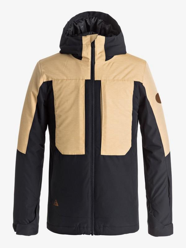 TR Ambition - Snow Jacket for Boys 8-16  EQBTJ03054