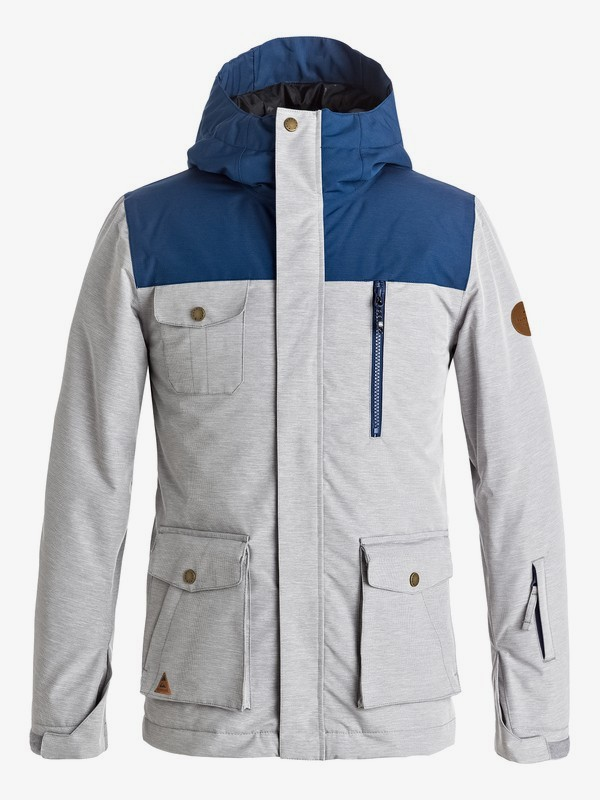 Raft - Snow Jacket for Boys 8-16  EQBTJ03056