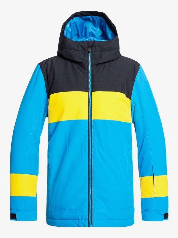 0 Sycamore - Snow Jacket for Boys 8-16 Blue EQBTJ03102 Quiksilver
