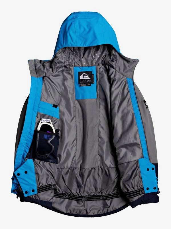 Ambition - Snow Jacket for Boys 8-16  EQBTJ03113