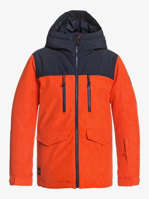 Fairbanks - Snow Jacket for Boys 8-16  EQBTJ03115
