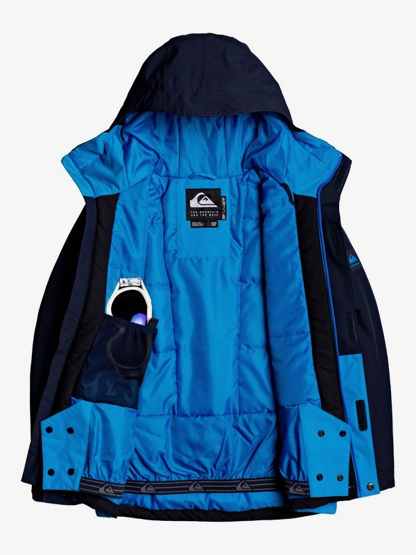 Mission Solid - Snow Jacket for Boys 8-16  EQBTJ03118