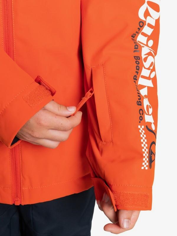 In The Hood - Snow Jacket for Boys 8-16  EQBTJ03121