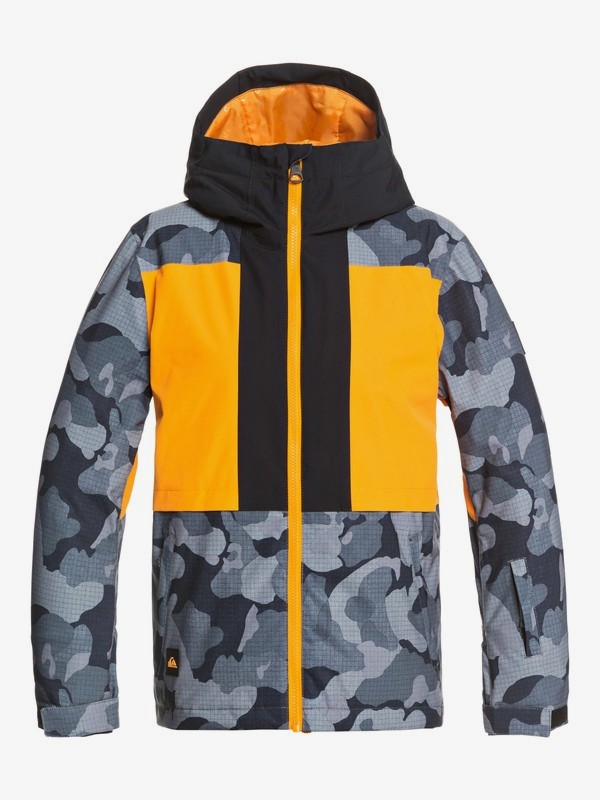 Groomer - Snow Jacket for Boys 8-16  EQBTJ03123
