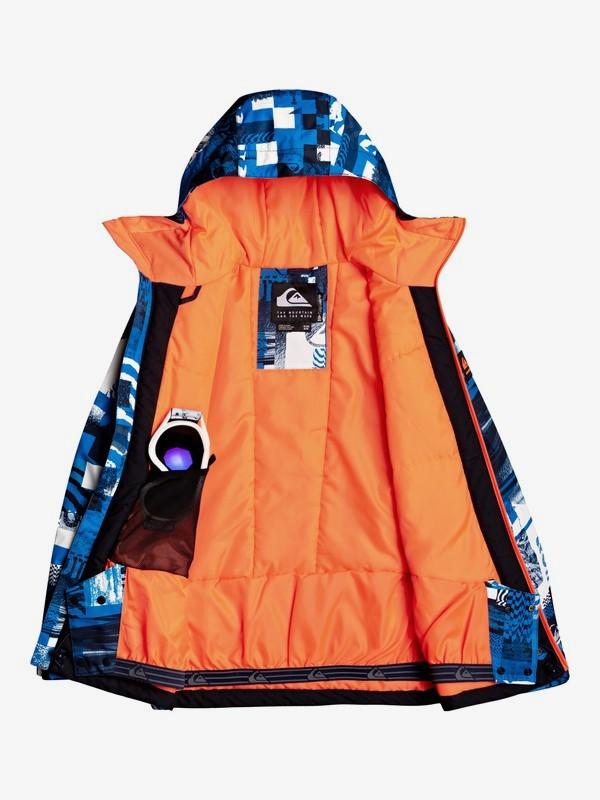 Morton - Snow Jacket for Boys 8-16  EQBTJ03127