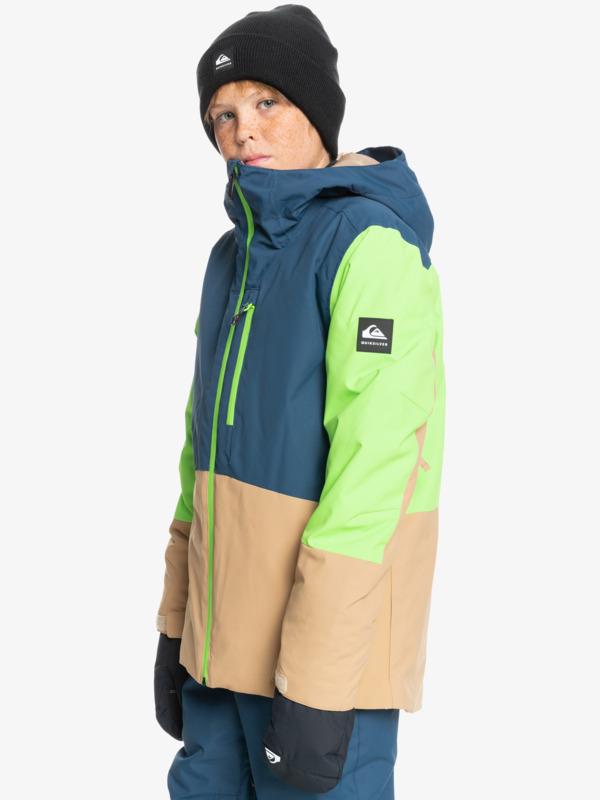 Ambition - Snow Jacket for Boys  EQBTJ03139