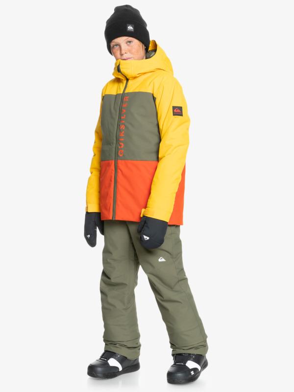 Side Hit - Snow Jacket for Boys  EQBTJ03141