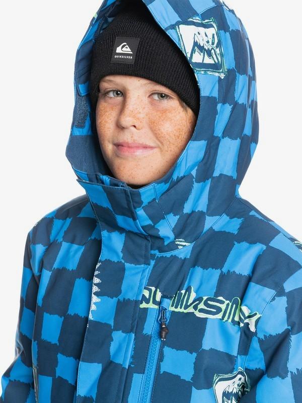 Mission - Snow Jacket for Boys  EQBTJ03147