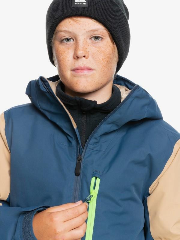 Travis Rice - Snow Jacket for Boys  EQBTJ03153