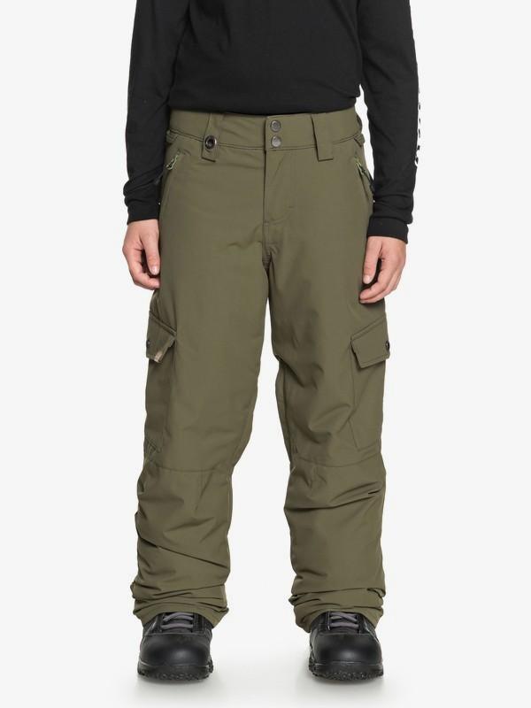 Porter - Snow Pants for Boys 8-16  EQBTP03022
