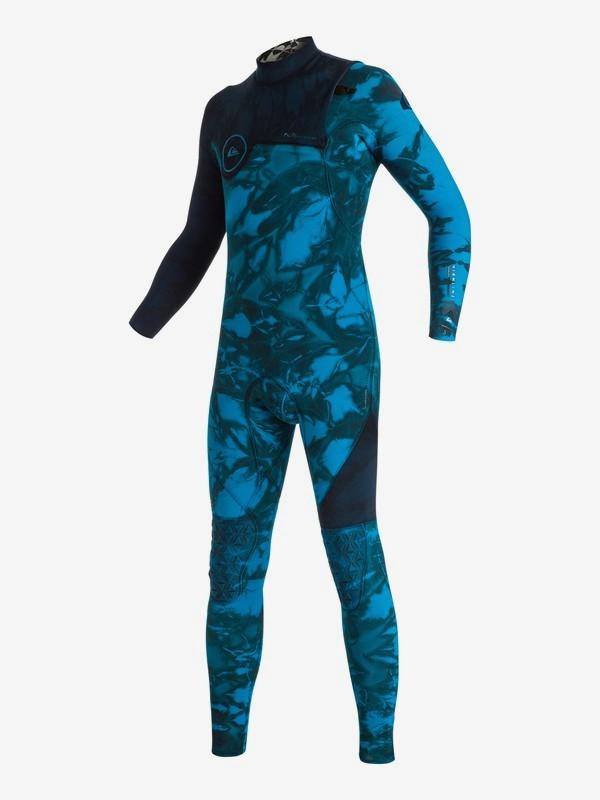Highline Zipperless 3/2mm - Zipperless Full Wetsuit  EQBW103005