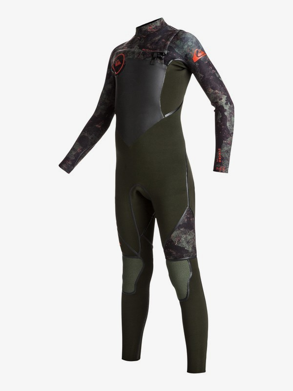 3/2mm Syncro Plus - Chest Zip Wetsuit for Boys 8-16 EQBW103026