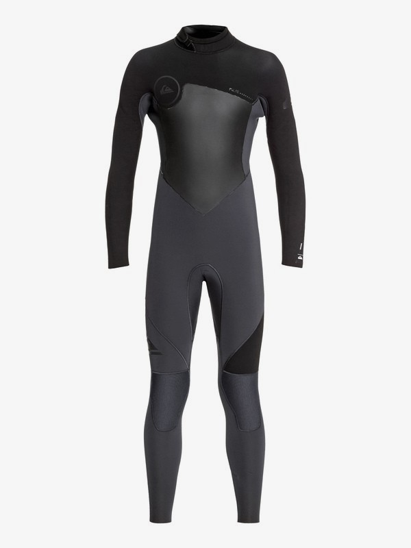 5/4/3mm Syncro Series - Back Zip GBS Wetsuit for Boys 8-16  EQBW103030