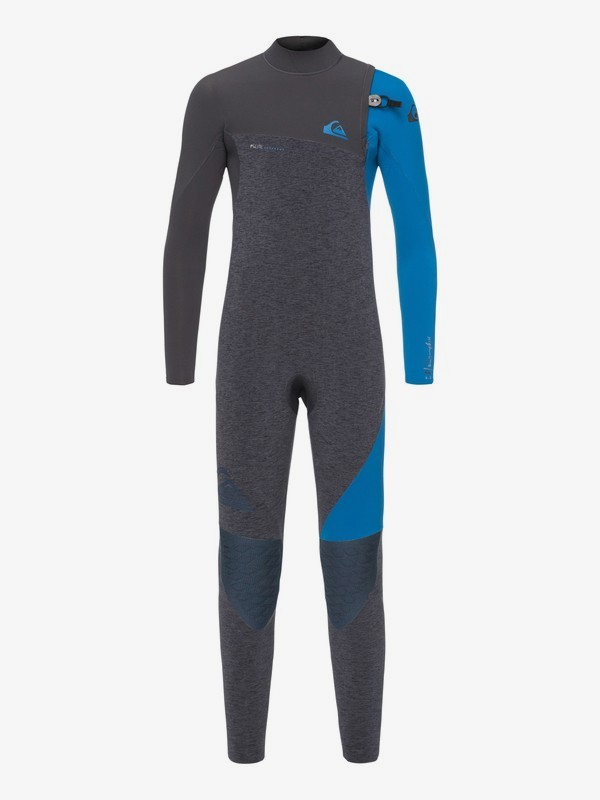 4/3mm Highline Lite - Zipperless Wetsuit for Boys 8-16  EQBW103035