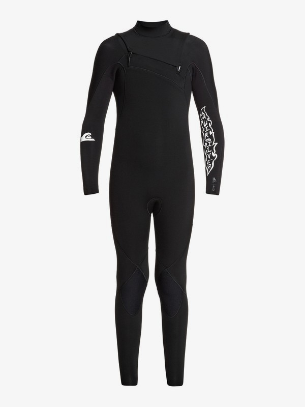 4/3mm Highline Limited - Chest Zip Wetsuit for Boys 8-16  EQBW103045