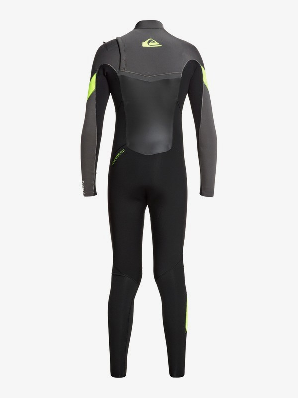3/2mm Syncro - Back Zip GBS Wetsuit for Boys 8-16  EQBW103051