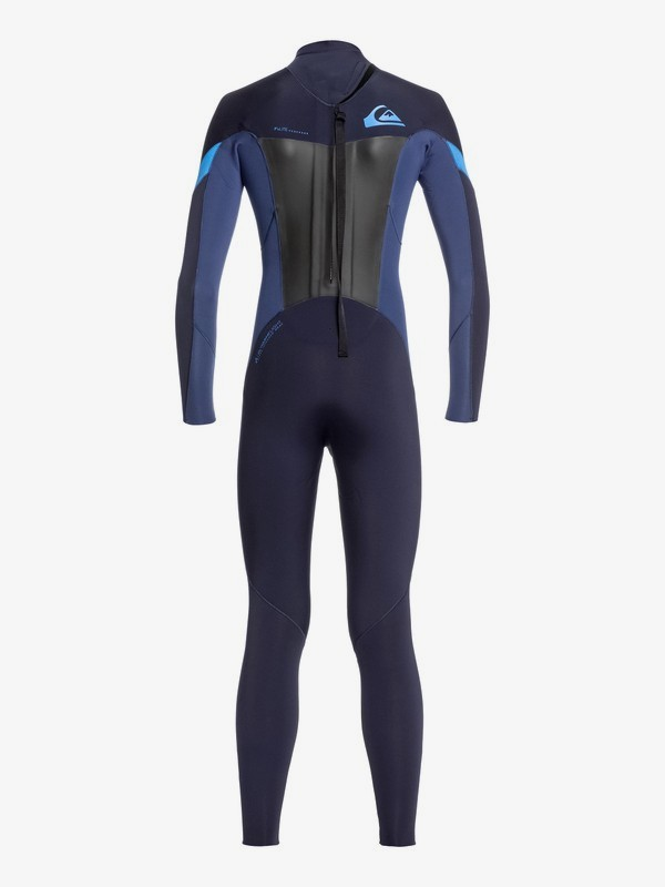 4/3mm Syncro - Back Zip GBS Wetsuit for Boys 8-16  EQBW103052