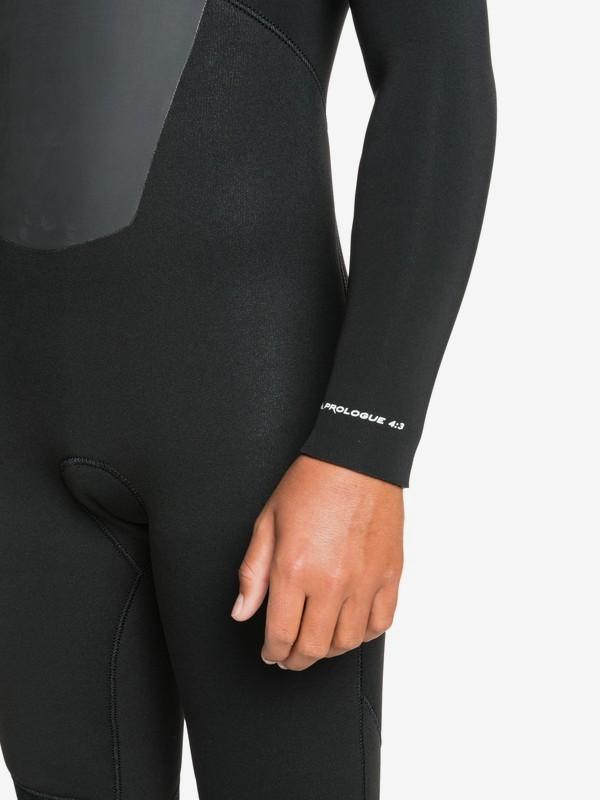 4/3mm Prologue - Back Zip Wetsuit for Boys  EQBW103075