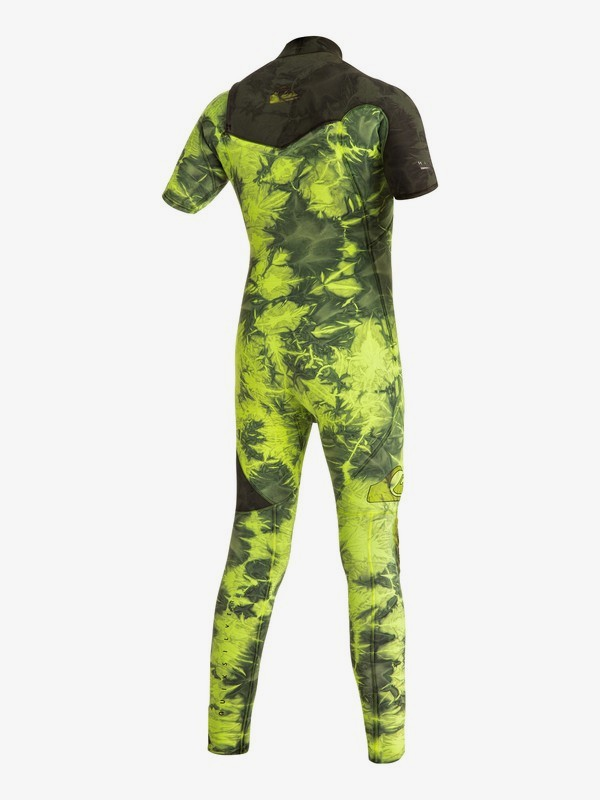Highline Zipperless 2/2mm - Short Sleeve Fullsuit  EQBW303001