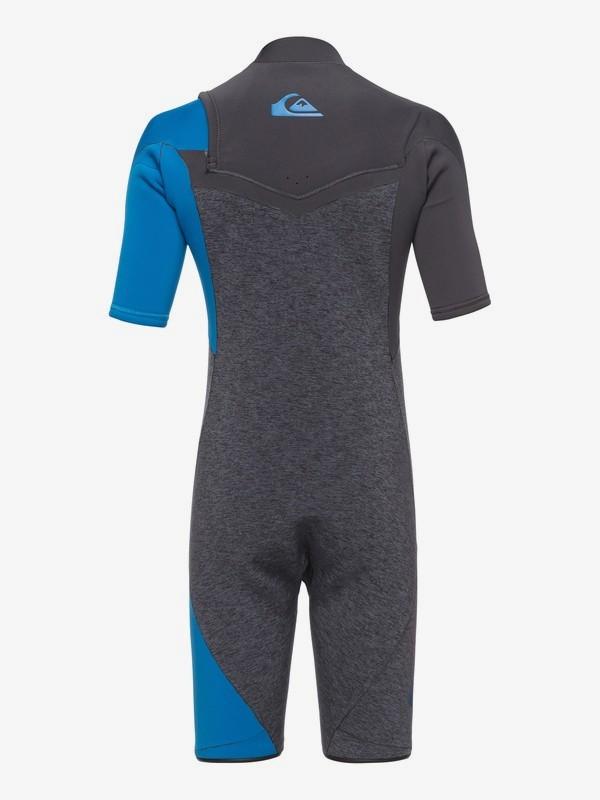 2/2mm Highline Series - Short Sleeve Zipperless Springsuit for Boys 8-16 EQBW503007