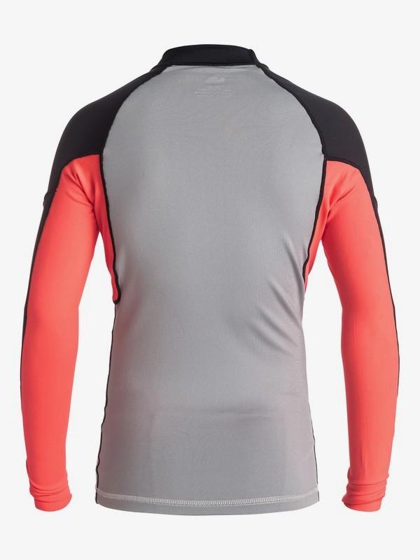 Performer - Long Sleeve Rash Vest  EQBWR03003