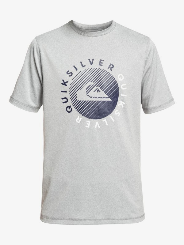 Razors - Short Sleeve UPF 50 Surf T-Shirt for Boys 8-16  EQBWR03083