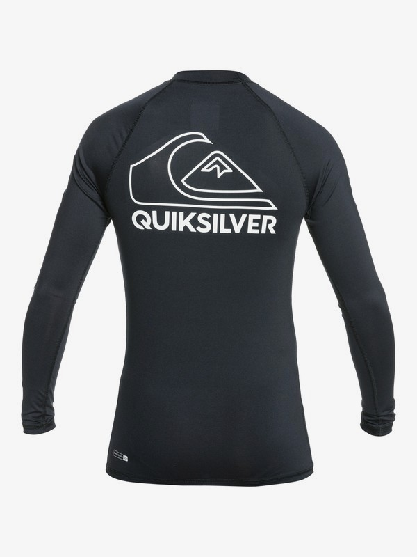 On Tour - Long Sleeve UPF 50 Rash Vest  EQBWR03130