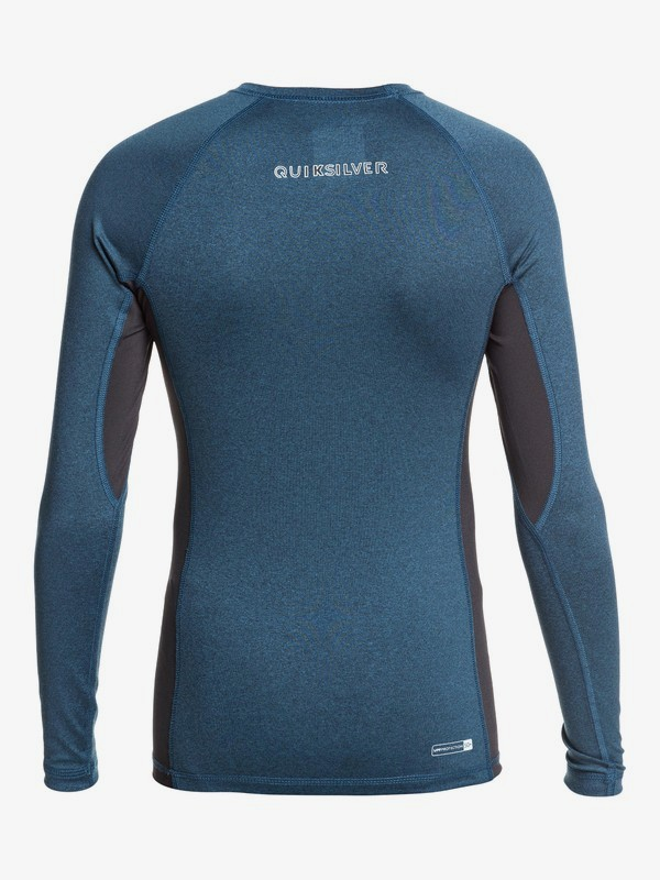Backwash - Long Sleeve UPF 50 Rash Vest EQBWR03131